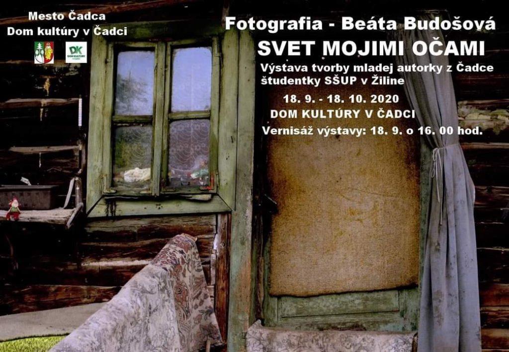 Pozvánka na výstavu fotografií