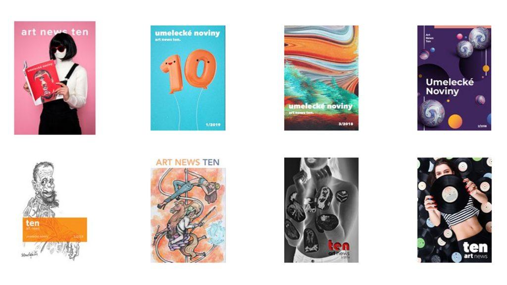 Art News Ten vs. Piece of Art