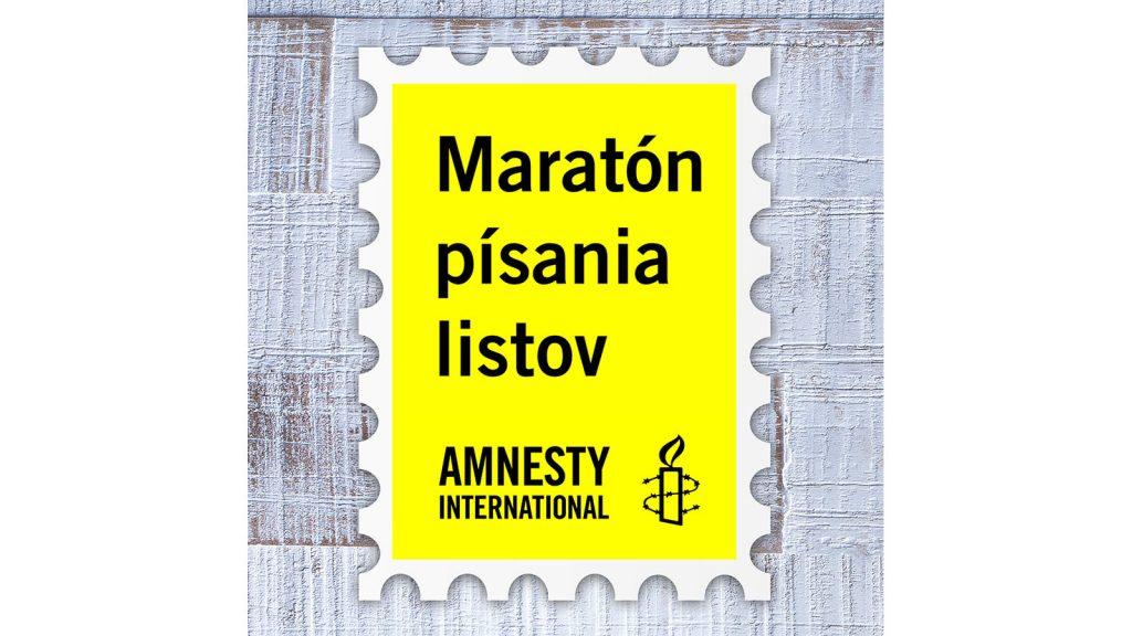 Maratón písania listov