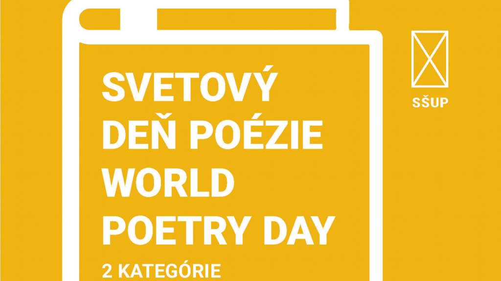 Svetový deň poézie/ World Poetry Day (21. marec)